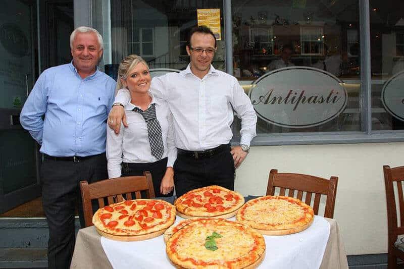 Baci Italian Restaurant In Village of Kinver