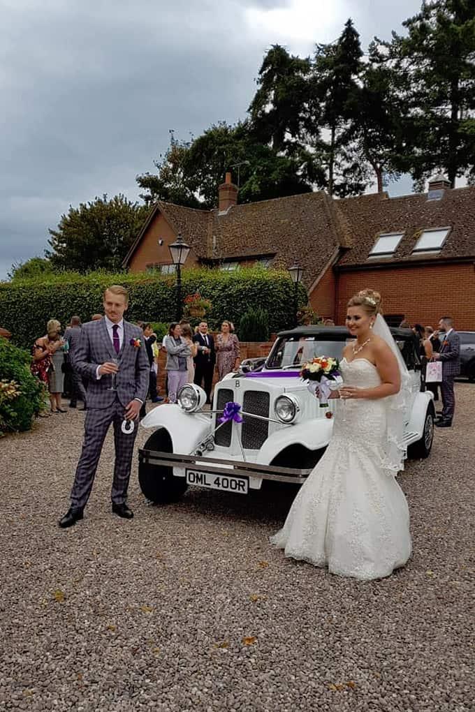 wedding receptions in Stourbridge,