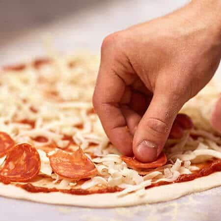 Italian Restaurants Pizza