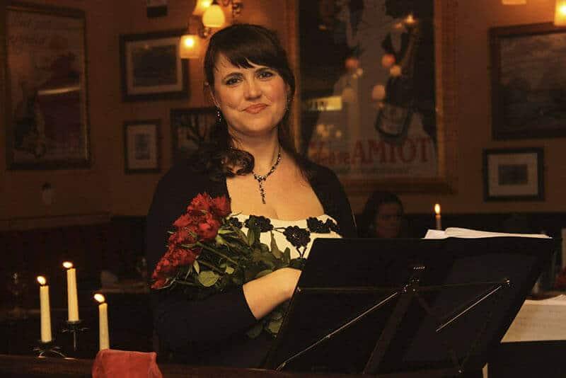 Opera Night with Magdalena