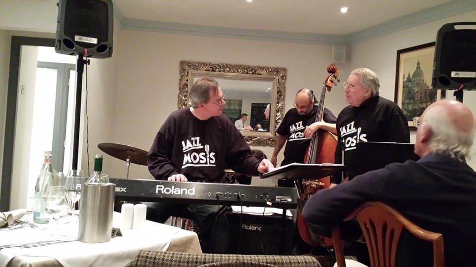Tim Amman Quartet