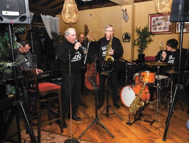 Jazz Mosis Quartet