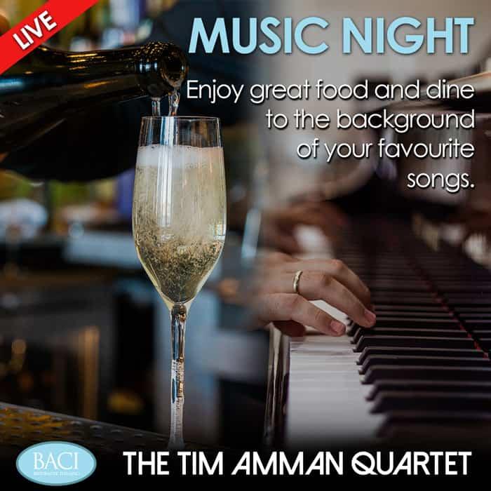 The Tim Amman Quartet